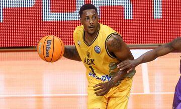 ΑΕΚ: Ο Τσάλμερς στη θέση του Ρέι στην Basket League