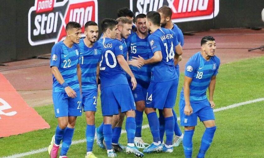 Αρμενία-Ελλάδα: Η ενδεκάδα της Εθνικής, χωρίς παίκτη του Ολυμπιακού