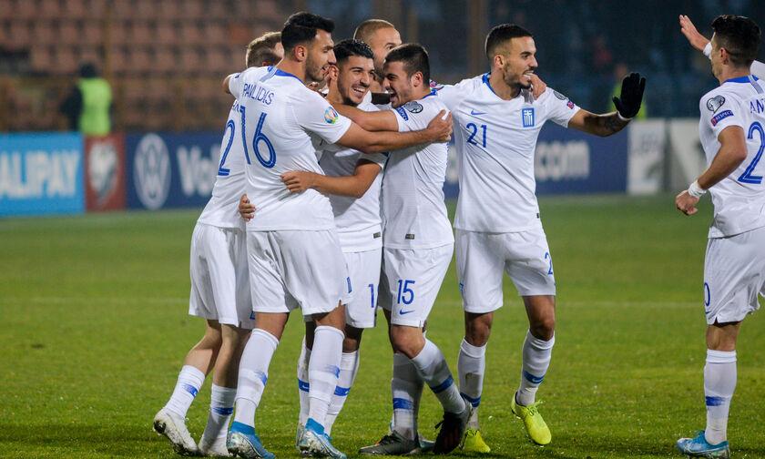 Αρμενία - Ελλάδα 0-1: Ντούμπλαρε τις νίκες της (highlights)
