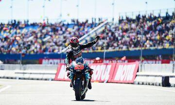 Grand Prix Βαλένθιας: Στον Κουαρταραρό η τελευταία pole position της σεζόν