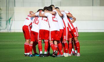 Super League K15: Ήττα για τους Παίδες του Ολυμπακού, 1-0 από τον Ατρόμητο