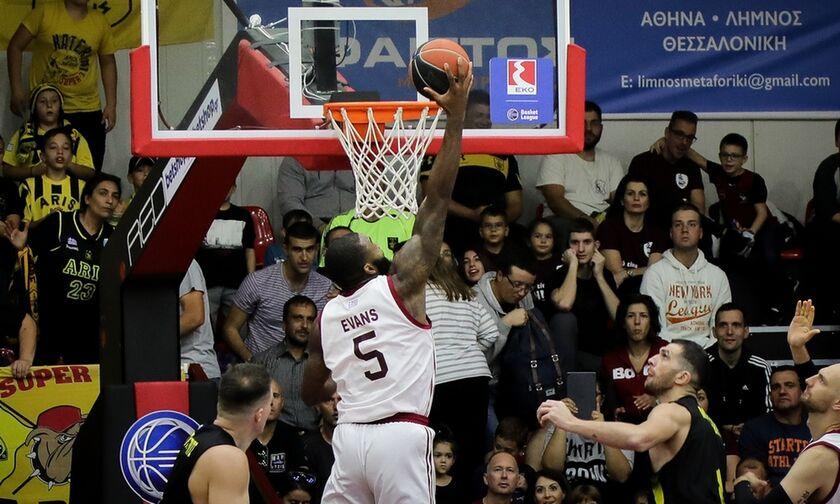 Το πανόραμα στη Basket League: Σπουδαία διπλά για Λαύριο και Λάρισα (αποτελέσματα, βαθμολογία)