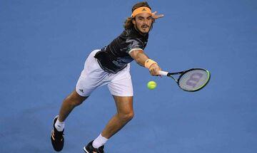 Πότε και με ποιον θα αγωνιστεί στον τελικό του ATP Finals o Τσιτσιπάς