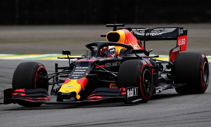 Grand Prix Βραζιλίας: Εύκολη pole position για Φερστάπεν