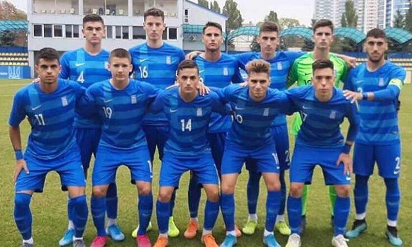 Εθνική Νέων: Σε περιπέτειες μετά την ήττα με 5-2 από την Ισλανδία