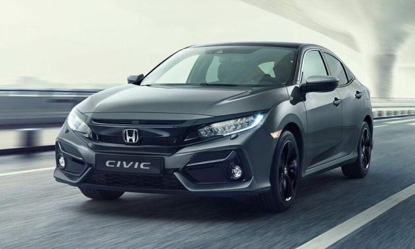 Ανανέωση μέσα – έξω για το Honda Civic