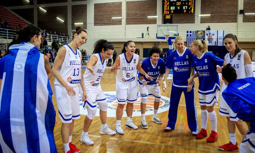 Εθνική Γυναικών: Με την Ισλανδία για την πρώτη νίκη η Ελλάδα