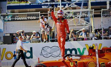 Ο Λεκλέρκ κατέκτησε τις περισσότερες pole position τη φετινή χρονιά