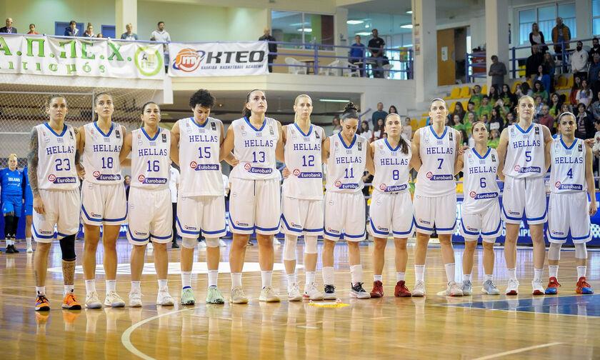 Η Εθνική Γυναικών εντυπωσιακή 89-54 την Ισλανδία