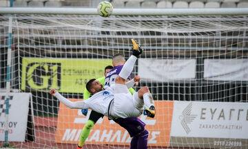 Καβάλα-Καλαμάτα 2-1: Το γκολ της χρονιάς από τον Μαρκόπουλο (vid)
