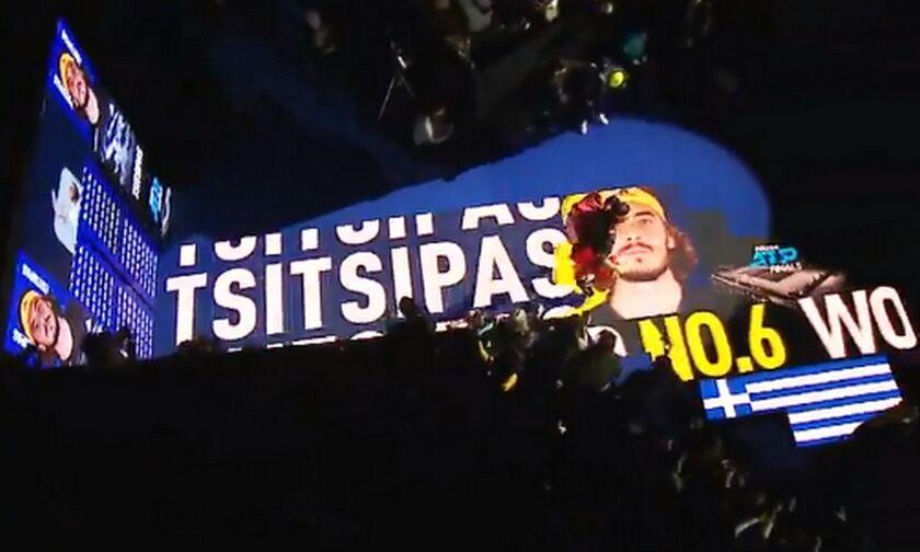 Τσιτσιπάς-Τιμ: Στέφεται ο βασιλιάς του τένις (vid)