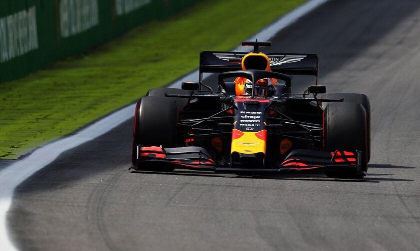 Grand Prix Βραζιλίας: Παλικαρίσια νίκη για Φερστάπεν, καταστροφή για Ferrari