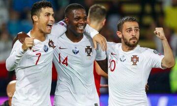 Προκριματικά Euro 2020: Πρόκριση για Πορτογαλία, τεσσάρα η Αγγλία, πρωτιά η Γαλλία (highlights)