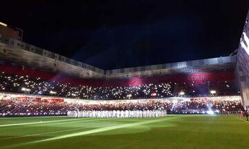 Εγκαίνια του εντυπωσιακού Air Albania Stadium με αποδοκιμασίες κατά Ράμα (pics, vid)