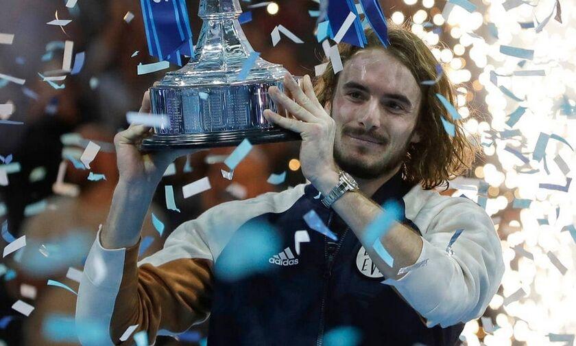 Tα συγχαρητήρια της ΠΑΕ Ολυμπιακός στον Στέφανο Τσιτσιπά