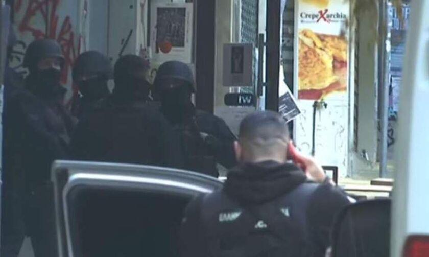 Σε εξέλιξη επιχείρηση της αστυνομίας στα Εξάρχεια - 33 συλλήψεις και 53 προσαγωγές