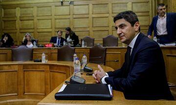 Αυγενάκης: Μπλόκαρε τον Γιώργο Σαββίδη στο instagram (pic)