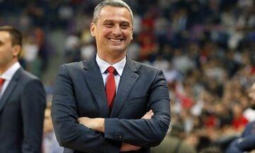 Ράντονιτς: «Σπανούλης και Πρίντεζης έχουν γράψει τεράστια ιστορία στο ευρωπαϊκό μπάσκετ»