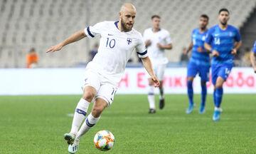 Ελλάδα - Φινλανδία: Το γκολ του Πούκι για το 0-1 (vid)