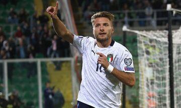 Ιταλία – Αρμενία 4-0: Τα γκολ του πρώτου ημιχρόνου (vid)