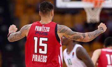 EuroLeague: Εκτός έδρας αναμετρήσεις για Ολυμπιακό και Παναθηναϊκό