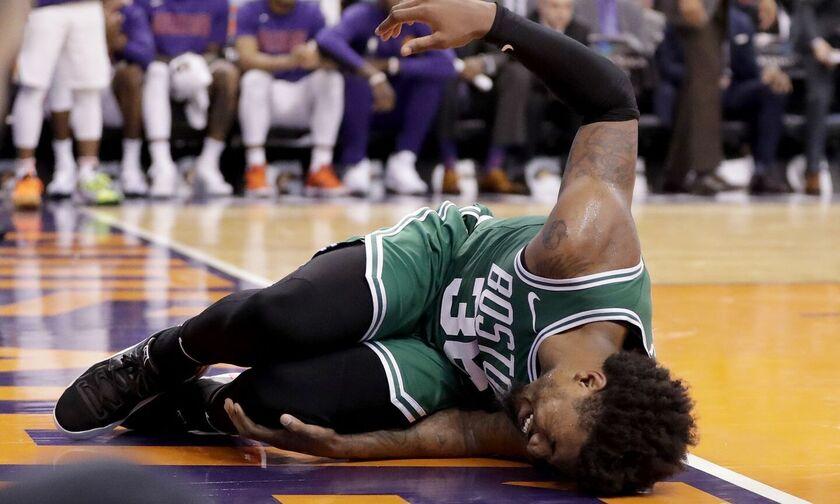 NBA: Ο Σμαρτ τραυματίστηκε για δεύτερη φορά (vid)