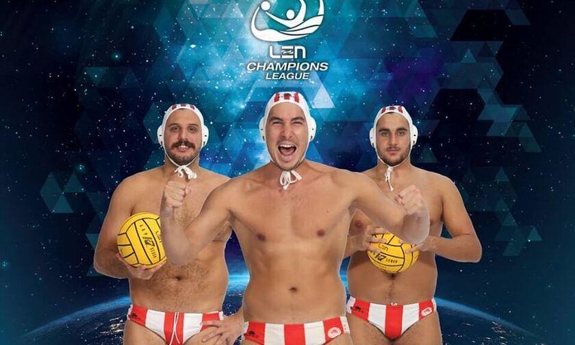 LIVE Streaming: Ολυμπιακός - Σπαντάου (20:00)