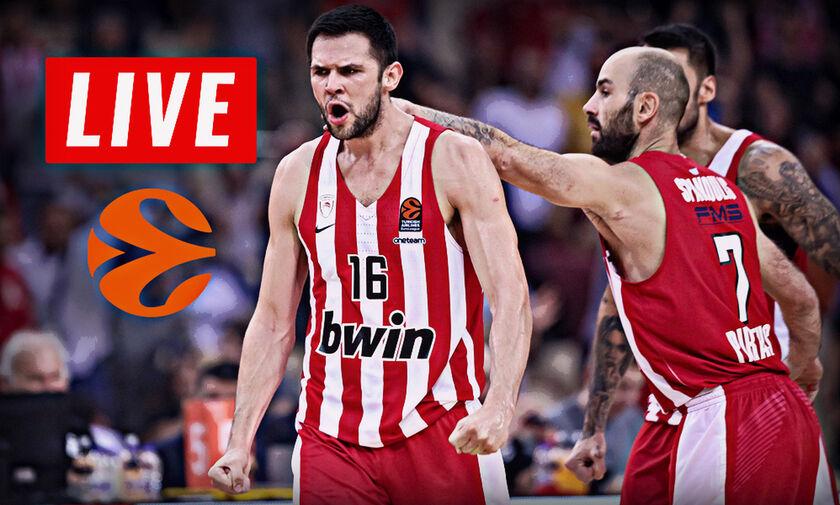 LIVE: Μπάγερν - Ολυμπιακός (21:30)