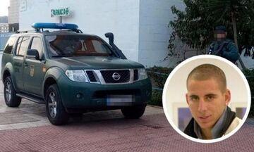 Το video τη στιγμή της σύλληψης του Σέρχιο Κόκε