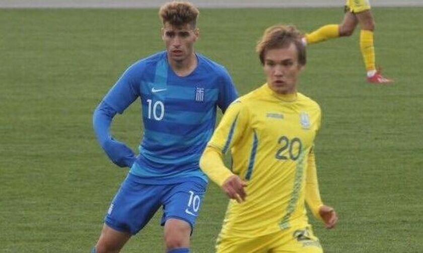 Βέλγιο - Ελλάδα (Κ19) 1-0: Ήττα και αποκλεισμός για την Εθνική νέων