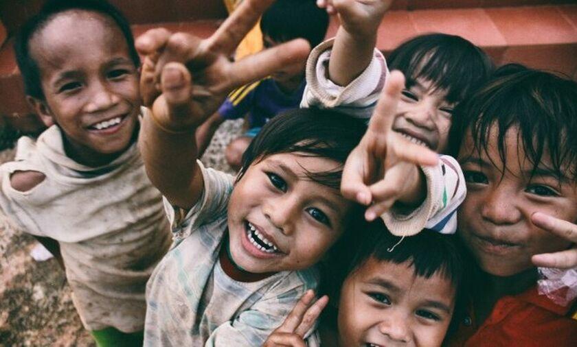 Παγκόσμια ημέρα παιδιού σήμερα (20/11) - Ποιοι γιορτάζουν