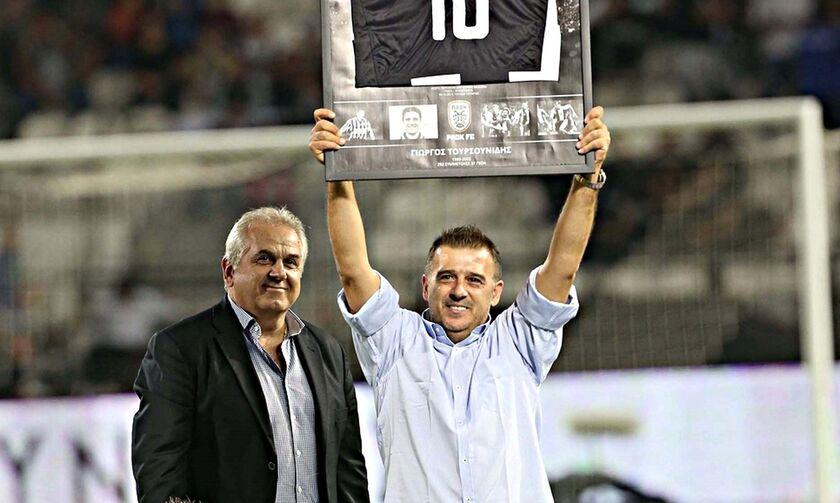 Τουρσουνίδης: «Δεν γίνεται να μιλάει ο Ολυμπιακός για διαιτησία, είναι για γέλια»