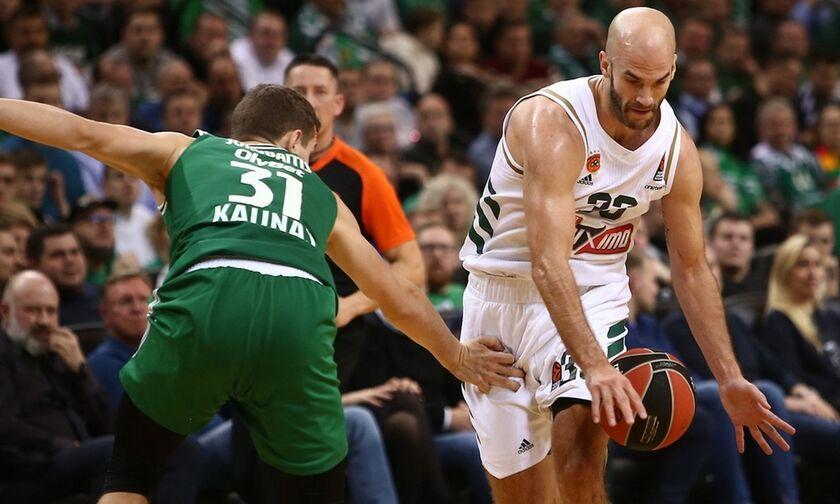 Ο Παναθηναϊκός στην EuroLeague για την διαιτησία στο Κάουνας