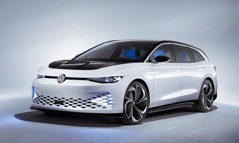 Εντυπωσιάζει το νέο VW ID. Space Vizzion