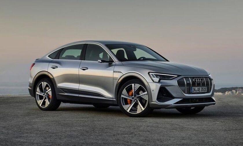 Νέο και πιο σπορ Audi e-tron Sportback με 408 ίππους