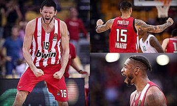 EuroLeague: Αντεπίθεση με Άλμπα ο Ολυμπιακός