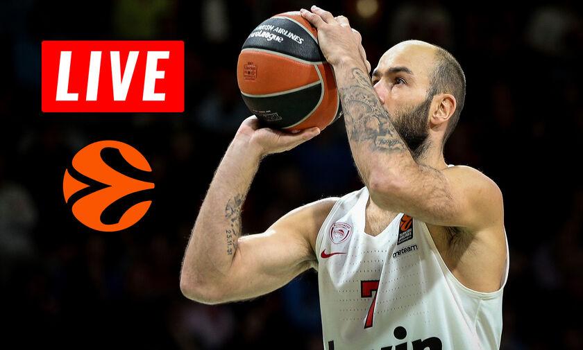 LIVE: Άλμπα Βερολίνου - Ολυμπιακός (21:00)