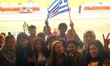 Hestia FC: Η γυναικεία ομάδα προσφύγων στο πλευρό της Εθνικής!