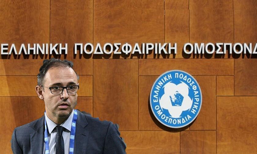 Γαβαλάς: Η επιστολή της FIFA στην ΕΠΟ δικαίωσε τον Ολυμπιακό