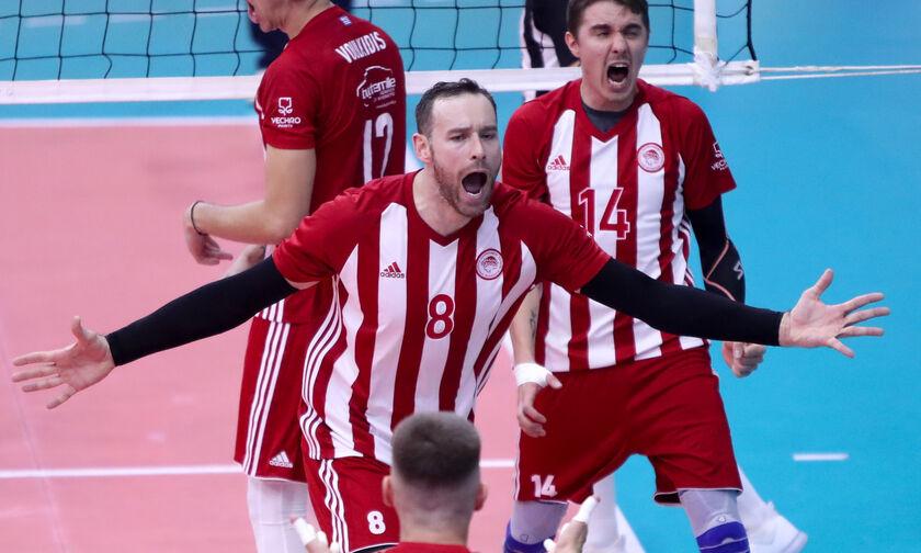 Ολυμπιακός-ΠΑΟΚ 3-0: Δεν τον λυπήθηκε λεπτό!