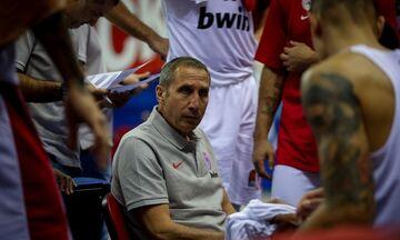 Μπλατ: «Η Μακάμπι για final-4, κουρασμένος ο Ομπράντοβιτς»