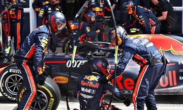 Η Red Bull πραγματοποίησε το πρώτο pit stop σε συνθήκες μηδενικής βαρύτητας! (vid)