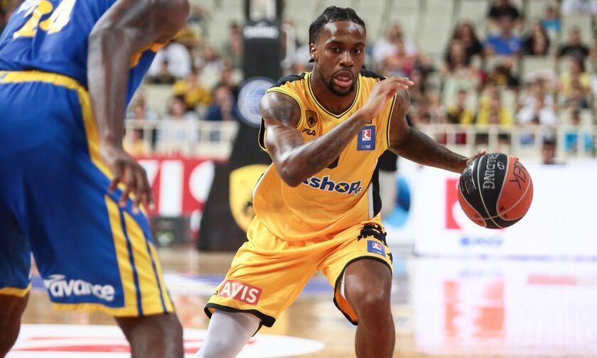 ΑΕΚ: Ο Ρέι στη θέση του Τσάλμερς στη Basket League