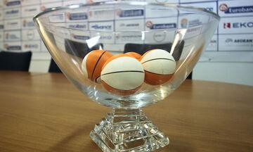 Στις 2 Δεκεμβρίου η κλήρωση των ημιτελικών του Κυπέλλου Ελλάδος μπάσκετ