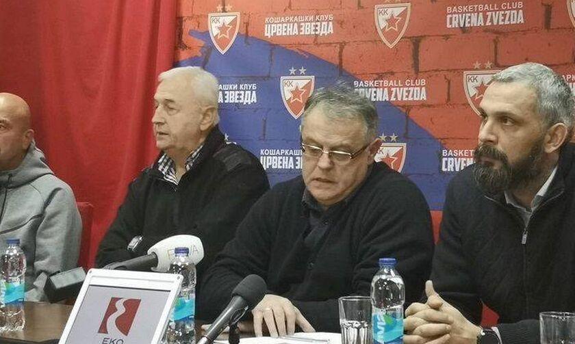 Ο Ντράγκαν Σάκοτα είναι ο νέος προπονητής του Ερυθρού Αστέρα!
