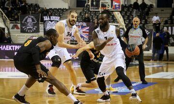 Το πανόραμα στη Basket League: Ρεκόρ ο Παναθηναϊκός 130-81 τον Ηρακλή