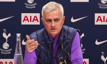 Μουρίνιο: «Ήμουν χαρούμενος μέχρι το 3-0...»