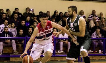 Α2 μπάσκετ: Ακάθεκτος ο Χαρίλαος Τρικούπης, με τρομερό Λιακόπουλο ο Διαγόρας