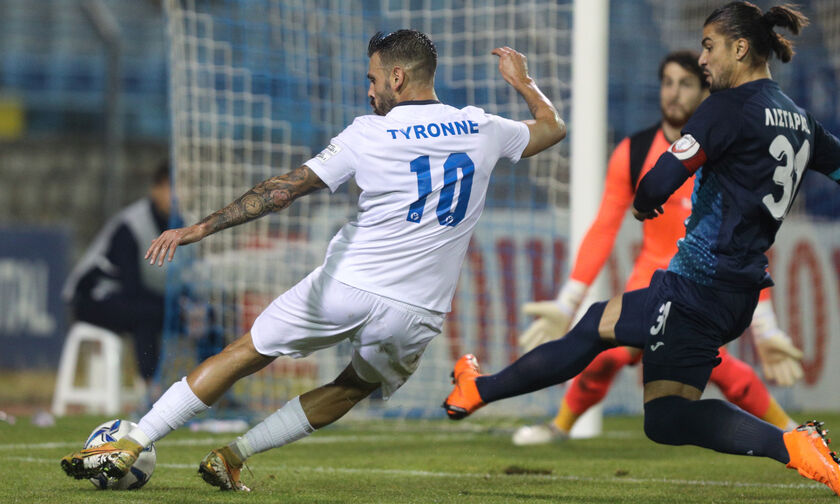 Λαμία - Ξάνθη 1-0: Τριπλή χαρά με Μπεχαράνο (highlights)