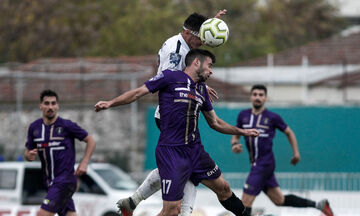 Football League: Πέρασε από την Ιεράπετρα η Βέροια με 1-0 (αποτελέσματα)